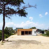 日名内村の家